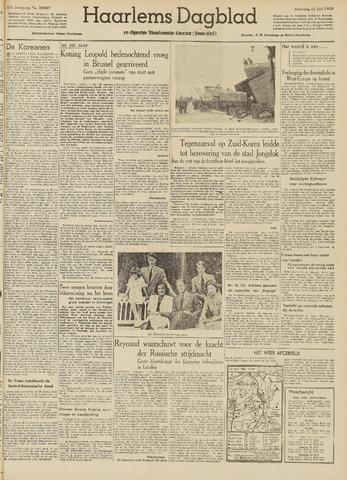 Haarlem's Dagblad 1950-07-22