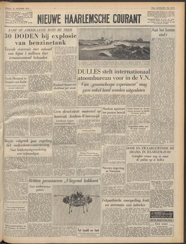 Nieuwe Haarlemsche Courant 1954-09-24