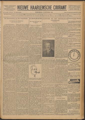 Nieuwe Haarlemsche Courant 1928-10-17
