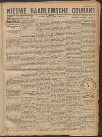 Nieuwe Haarlemsche Courant 1921-12-23