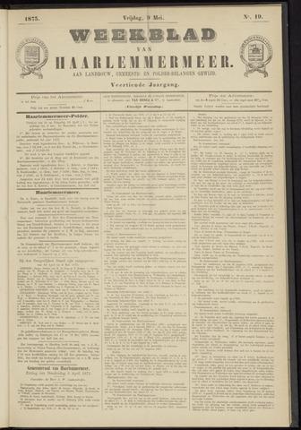 Weekblad van Haarlemmermeer 1873-05-09
