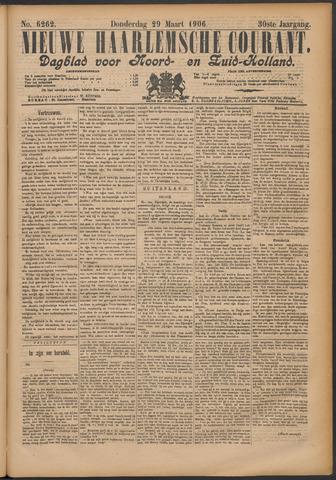 Nieuwe Haarlemsche Courant 1906-03-29