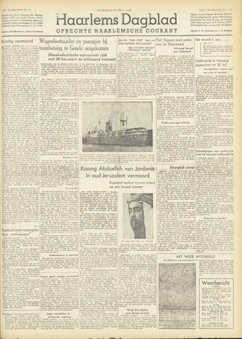 Haarlem's Dagblad 1951-07-21