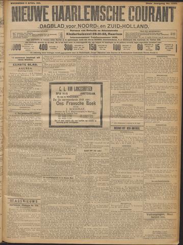 Nieuwe Haarlemsche Courant 1911-04-05