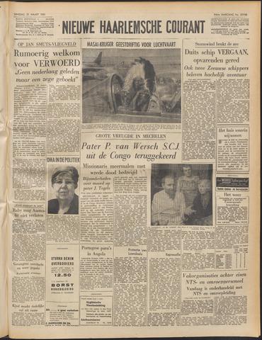 Nieuwe Haarlemsche Courant 1961-03-21
