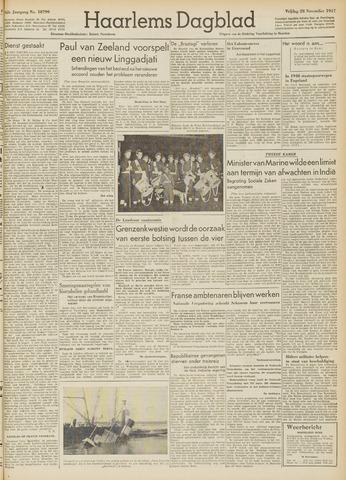 Haarlem's Dagblad 1947-11-28