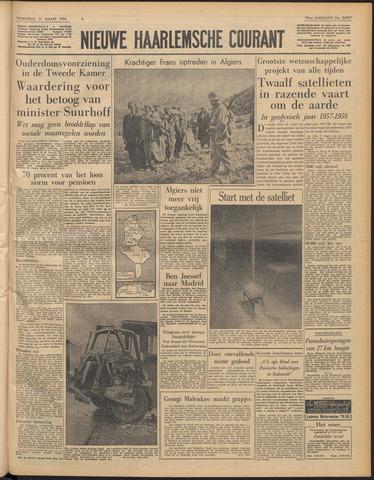 Nieuwe Haarlemsche Courant 1956-03-21