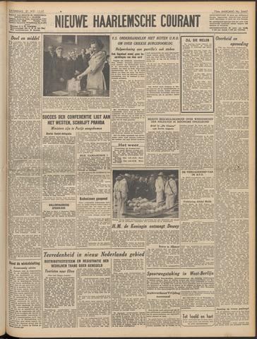 Nieuwe Haarlemsche Courant 1949-05-21