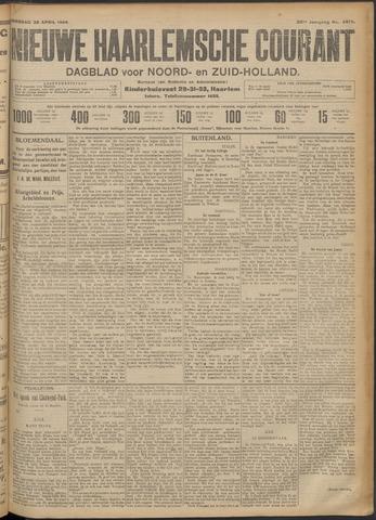 Nieuwe Haarlemsche Courant 1908-04-28