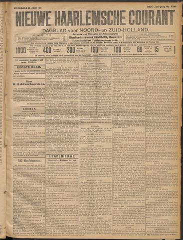 Nieuwe Haarlemsche Courant 1911-06-14