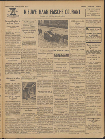 Nieuwe Haarlemsche Courant 1941-01-02