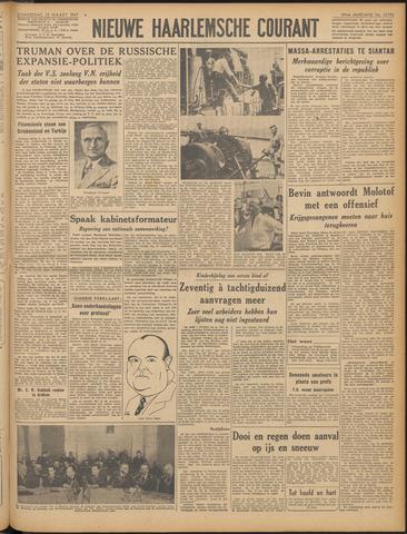Nieuwe Haarlemsche Courant 1947-03-13