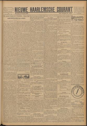 Nieuwe Haarlemsche Courant 1924-08-11