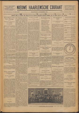 Nieuwe Haarlemsche Courant 1931-08-31