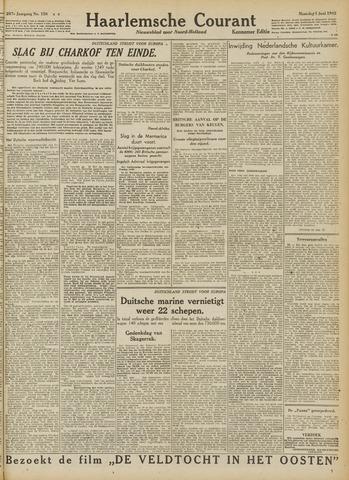 Haarlemsche Courant 1942-06-01