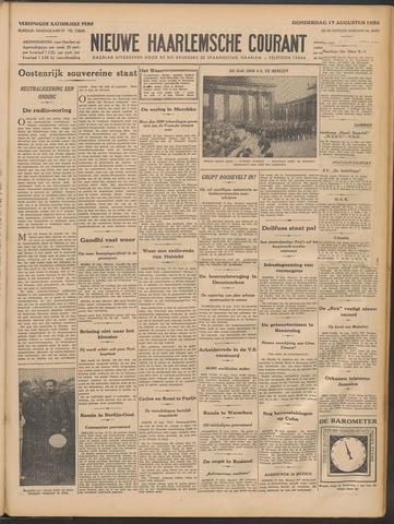 Nieuwe Haarlemsche Courant 1933-08-17