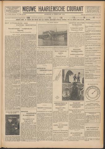 Nieuwe Haarlemsche Courant 1932-02-16