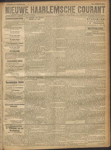 Nieuwe Haarlemsche Courant 1919-02-20