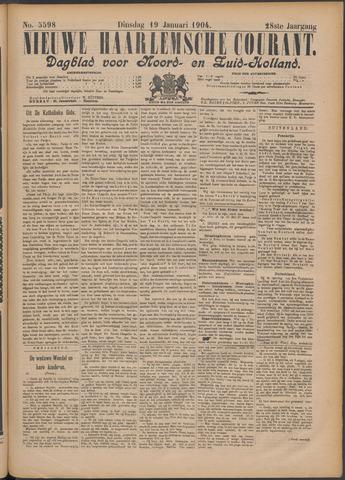 Nieuwe Haarlemsche Courant 1904-01-19