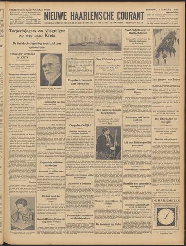 Nieuwe Haarlemsche Courant 1935-03-05