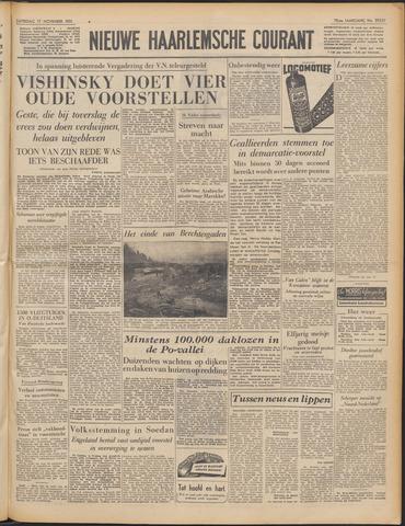 Nieuwe Haarlemsche Courant 1951-11-17