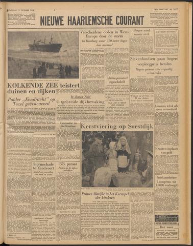 Nieuwe Haarlemsche Courant 1954-12-23