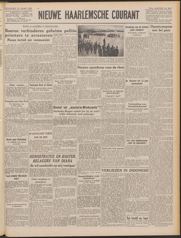 Nieuwe Haarlemsche Courant 1949-03-23