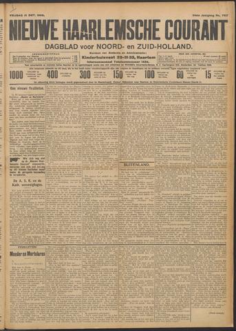 Nieuwe Haarlemsche Courant 1909-10-15