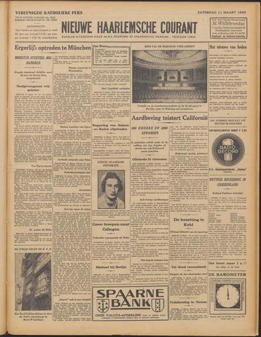 Nieuwe Haarlemsche Courant 1933-03-11
