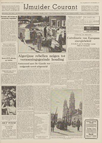 IJmuider Courant 1959-09-24