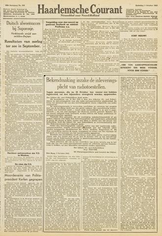 Haarlemsche Courant 1943-10-02