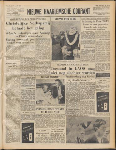 Nieuwe Haarlemsche Courant 1961-03-27