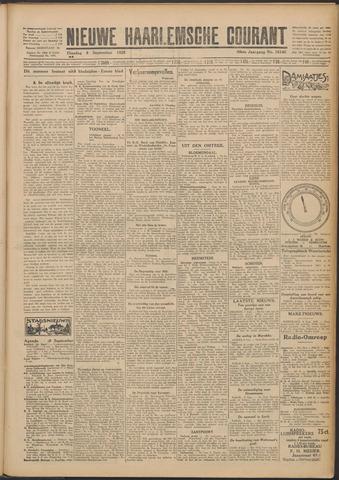 Nieuwe Haarlemsche Courant 1925-09-08