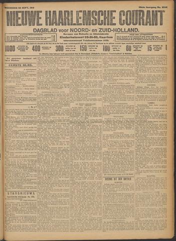 Nieuwe Haarlemsche Courant 1913-09-24