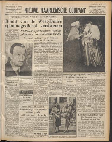 Nieuwe Haarlemsche Courant 1954-07-23