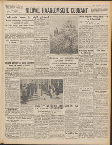 Nieuwe Haarlemsche Courant 1950-05-01