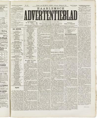 Haarlemsch Advertentieblad 1882-07-12