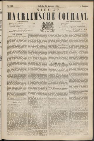 Nieuwe Haarlemsche Courant 1882-08-24