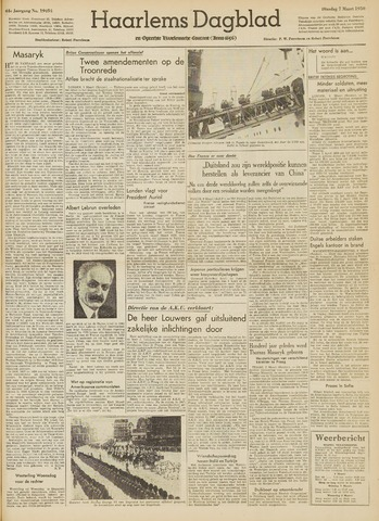 Haarlem's Dagblad 1950-03-07