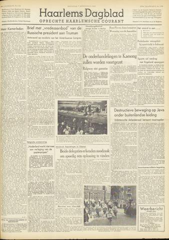 Haarlem's Dagblad 1951-08-07