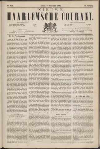 Nieuwe Haarlemsche Courant 1882-09-10