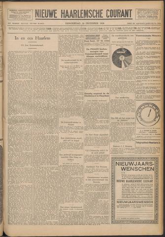 Nieuwe Haarlemsche Courant 1928-12-20