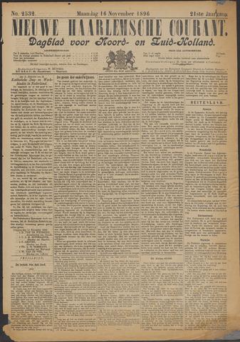 Nieuwe Haarlemsche Courant 1896-11-16