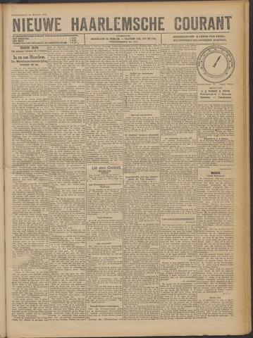 Nieuwe Haarlemsche Courant 1922-03-16
