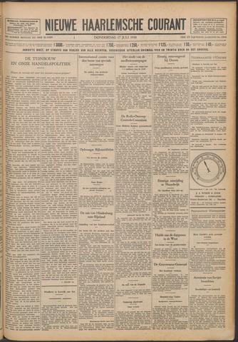 Nieuwe Haarlemsche Courant 1930-07-17
