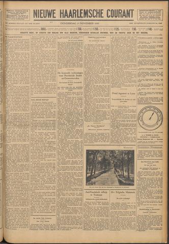 Nieuwe Haarlemsche Courant 1930-11-13
