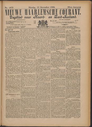 Nieuwe Haarlemsche Courant 1904-12-13