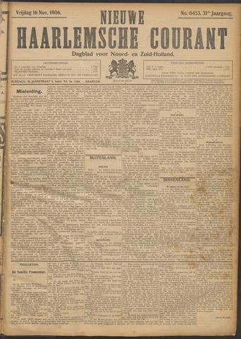 Nieuwe Haarlemsche Courant 1906-11-16