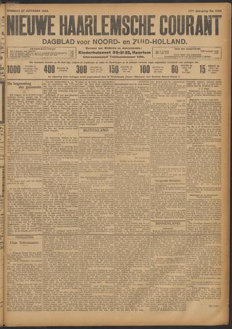 Nieuwe Haarlemsche Courant 1908-10-27