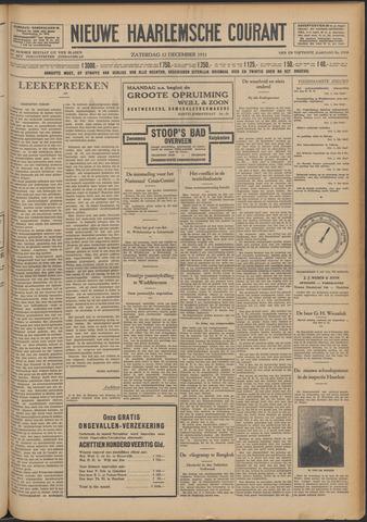 Nieuwe Haarlemsche Courant 1931-12-12
